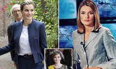 Ten years ago, Letizia Ortiz was wedded to a series of boring grey Armani suits but has transformed herself into a right royal style icon.