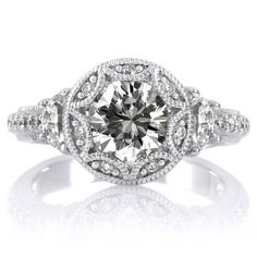 graceful 200+ Perfect Ideas of Vintage Wedding Ring