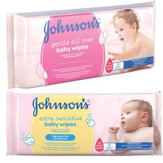 Moms love JOHNSON'S Baby Wipes and now, they're even better than before! We're…