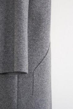 Sewn Raglan Shirt, Tunic + Dress in Lana Cotta Canberra | Purl Soho - Create