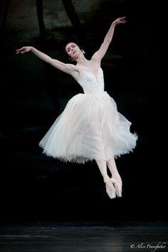 Natalia Osipova as Giselle - Photo by Alice Pennefather. #Ballet_beautie #sur_les_pointes *Ballet_beautie, sur les pointes !*