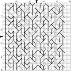 blackwork patterns at DuckDuckGo Blackwork Cross Stitch, Blackwork Embroidery, Cross Stitching, Cross Stitch Embroidery, Embroidery Patterns, Cross Stitch Patterns, Blackwork Patterns, Zentangle Patterns, Quilt Patterns