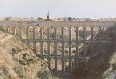roman aqueduct, Spain