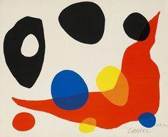 Pompidou~ — rubenista:  Alexander Calder (20th century)