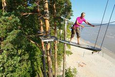 Valgeranna Adventure Park,  Pärnumaa, Estonia