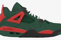 9d5c392f18e809 Air Jordan 4 Retro Laser NRG Noble Green Releasing In 2019 The 30th  anniversary of the