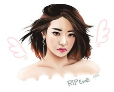 fanart ladies code | Bri was so impacted by the tragic Ladies' Code accident that she ...