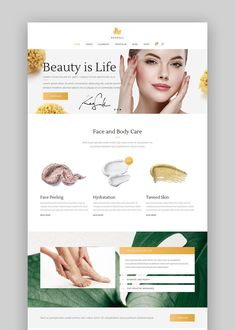 Kendall Spa and Beauty Salon WordPress Theme Web Design Websites, Online Web Design, Web Design Quotes, Web Design Agency, Web Design Trends, Web Design Tutorials, Web Design Company, Simple Website Design, Website Design Layout