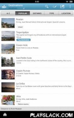Honduras Guide By Triposo  Android App - playslack.com , Features of Triposo's guide to Honduras:★ Suggestions of what's interesting to see and do in Honduras, depending on time, weather and your location;★ A detailed sights section with all the monuments of Tegucigalpa, San Pedro Sula;★ Eating out section with the best restaurants in Tegucigalpa, San Pedro Sula;★ Discover the nightlife of Honduras! Bars, pubs & disco's in Tegucigalpa, San Pedro Sula;★ Book hotels in Honduras directly…