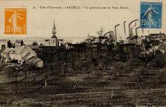 Le bourg de Lancieux vu du Vieux Moulin
