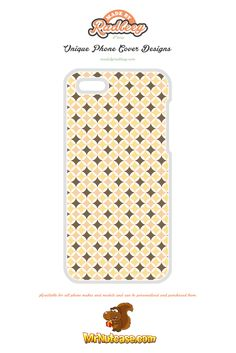 A Classic Coloured Textured phone case available for all phone makes and models and can be personalised and purchased from www.mrnutcase.com