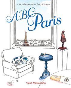 ABC Paris | Book Preview | Livres Blurb France