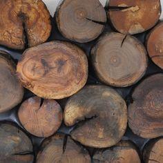 """Driftwood Discs Art - """"Cluster"""""""