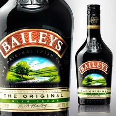 baileys-irish-cream on the rocks with a cup of coffee!