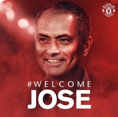 Jose Mourinho came to Manchester United and won three trophies in his first season here.