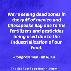 making a difference on our kids' health, the importance of GMO's being labeled, meditation and lots more! Catch him April 22 on The Eat Real Food Health Summit!