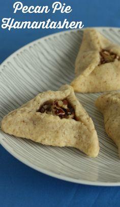 Pecan Pie Hamentashe