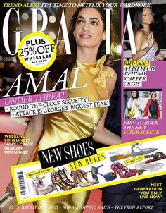 Cover of Grazia UK