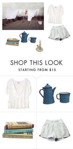 """""""roof"""" by carillon ❤ liked on Polyvore featuring Cleobella"""