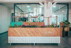 Diseño interiorismo Restaurante Regadera (Córdoba) — LEBLUME