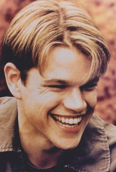 Matt Damon on Pinterest   Good Will Hunting, Ben Affleck ...
