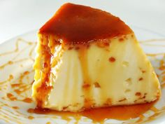 Sweet Desserts, Sweet Recipes, Delicious Desserts, Yummy Food, Best Flan Recipe, Mexican Food Recipes, Dessert Recipes, Fried Apple Pies, Charlotte