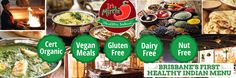 It's Mirchi Healthy Indian™ restaurant is arenowned destination in Brisbane for casual and fine dining, plus convenient takeaway. 'Healthy' has never tasted so good!