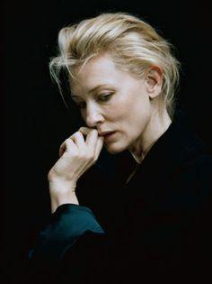 """Cate Blanchett se destapa en el anuncio de la película """"Carol"""" basada en novela de Patricia Highsmith https://shar.es/1r2sRD #Cine"""