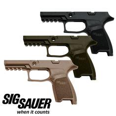 Sig Sauer P250 / P320 Compact Grip Module, 9mm / 40S&W / 357 Sig: MGW Shotguns, Firearms, Sig P320 Compact, Black Coyote, Tactical Guns, Sig Sauer, Control Unit, Bushcraft, Edc