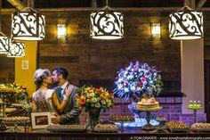 Sala de doces, sala de beijos #casamentobyvintageatelier