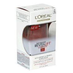 L'Oreal Paris Advanced RevitaLift Complete Day Lotion, 1.6 Ounce - For Sale Check more at http://shipperscentral.com/wp/product/loreal-paris-advanced-revitalift-complete-day-lotion-1-6-ounce-for-sale/