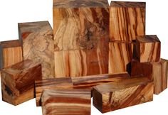 Fine exotic woods, domestic woods and rare hardwoods are our specialty! Wide selection of exotic wood at great prices.