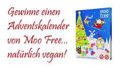 Gewinnspiel: Veganer Adventskalender von Moo Free