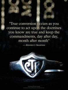 True conversion... Choose The Right! :-)