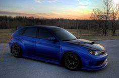 Subaru WRX STi wagon