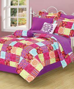 Kendra Mini Bedding Set   zulily