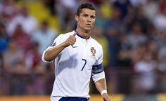 Ronaldo hattrick Portugal vs Armenia 3-2 Ronaldo goals | EC Qualification EURO France 2016