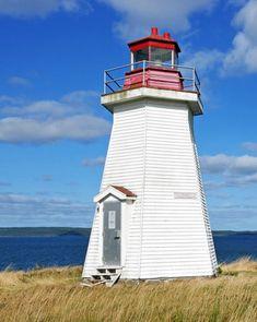 Gabarus Light, Gabarus, Nova Scotia
