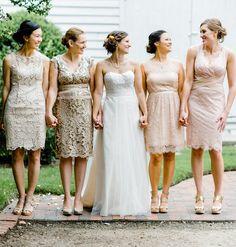 #DavidsBridal #WeddingGowns #BridesmaidsDresses