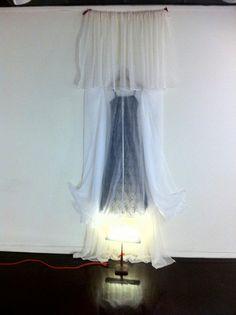 "artist Michael Anthony García www.mrmichaelme.com ""This Dress Call"""
