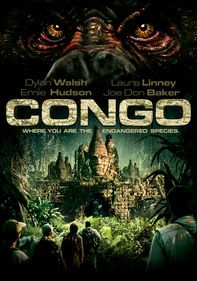 Eight people go on an expedition into the Congo, an expanse of Africa where the laws of nature have gone berserk. When the thrill-seekers, some with ulterior motives, stumble across a race of killer apes, they must fight their way out of the dark.