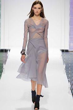 Sfilata Christian Dior New York - Pre-collezioni Primavera Estate 2015 - Vogue