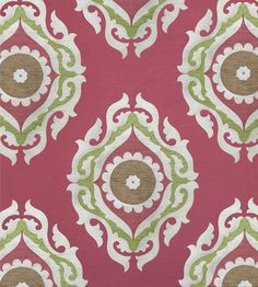 French Suzani Fabric by Anna French | Jane Clayton