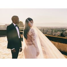 Pin for Later: #IDo: The Best Social Celebrity Wedding Pictures