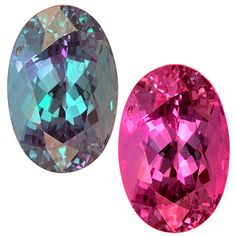 Brazilian Alexandrite: same gemstone changes color in light source...June birthstone..I would like to have a birthstone ring
