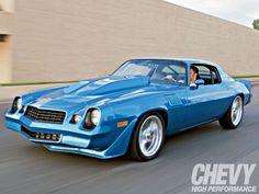1979 Camaro | 1979 Chevrolet Camaro Driver Side Front