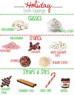 Winter Drink Recipes to Warm You Up! Winter Drink Recipes to Warm You Up! Winter Drink Recipes to Warm You Up! Winter Drink Recipes to Warm You Up! Hot Chocolate Party, Best Hot Chocolate Recipes, Cocoa Party, Crockpot Hot Chocolate, Christmas Hot Chocolate, Hot Chocolate Mix, Chocolate Bars, Chocolate Gifts, Winter Drinks