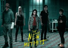 Mutant Movies, New Mutants Movie, Fictional Characters, Fantasy Characters