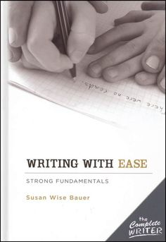 Susan Wise Bauer › Writing With Ease: Strong Fundamentals