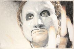 Charles Dance as the Phantom of the Opera